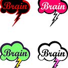 Evil Brain Storm's by Lee Lacy
