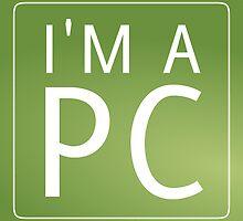 I'm A PC by Matthew Baskerville