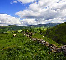 The Peak District, Derbyshire. by Darren Burroughs