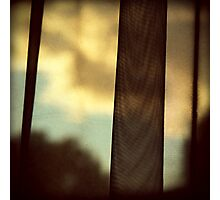 Hang On Photographic Print