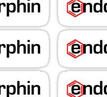 Endorphin logo small Sticker