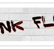 The Punk Floyd official Bumper Sticker! Sticker