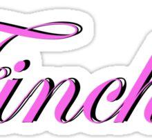 Finchel Sticker