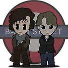 Baker Street Consultants by perdita00