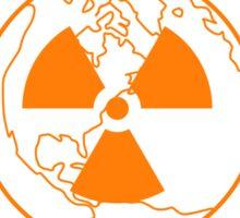 "Nuclear War Sticker - ""Choose Your End"" Sticker"
