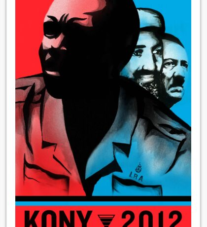 Kony 2012 Sticker
