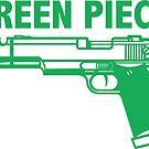 Green piece by Kingstonshots