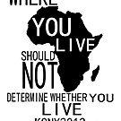 Kony 2012 by shandab3ar