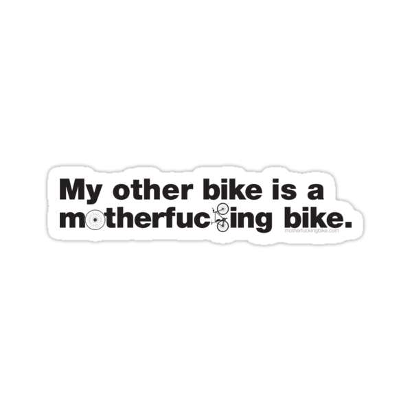 My Other Bike is a MF Bike by MFBike