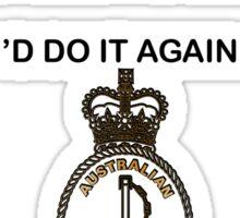 I served, I am Proud, Royal Australian Navy Sticker
