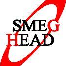 Smeg Head (black font) by dalleck