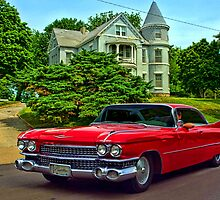 1959 Cadillac Low Rider by TeeMack