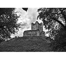 Conisbrough Castle Photographic Print