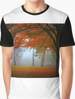 Autumn's Blanket Graphic T-Shirt