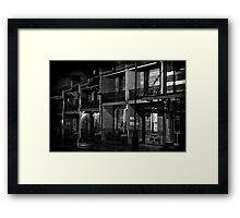Ye Olde Sydney Framed Print