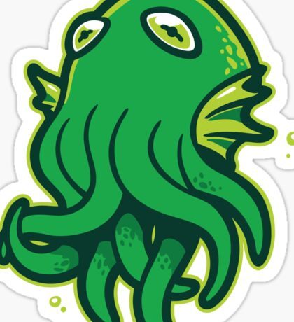 Call of Kerthulhu - STICKER Sticker