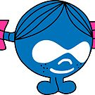 Little Miss Drupal (Pink) by cafuego