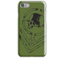Heavy Metal Music iPhone Case/Skin