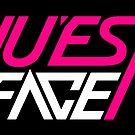 NU'EST - FACE (Black BG) by revsoulx3