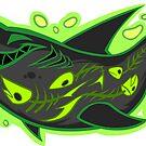 Fish Food Sticker by psurg