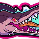 Extinction Sticker by psurg
