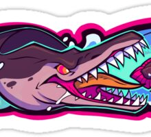Extinction Sticker Sticker
