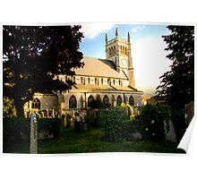 St Marys in Alverstoke, Gosport Poster