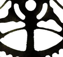 Raleigh Heron Bike Crank Chainset  Sticker