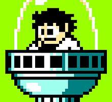 Dr. Zilog - Sticker by Pixel Glitch