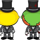 Dr. Lemon & Mr. Lime by Allison Bair