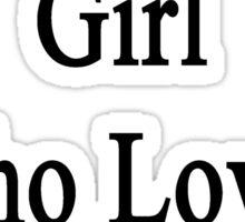 I'm That Hot Girl Who Loves Spanish Sticker