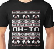 Ohio State Buckeyes Ugly Christmas Sweater  Unisex T-Shirt