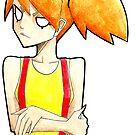 Pokemon - Misty by Lydia Clites