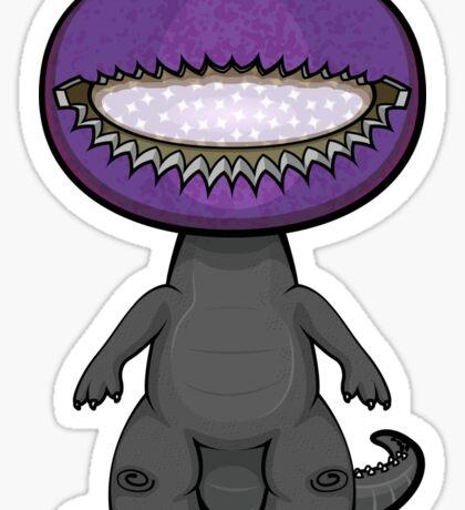 Akebizilla Sticker
