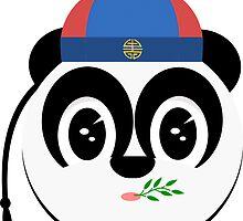 Pao the panda by kadiko