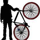 Fixed Gear pride! by MrYum