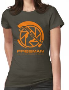 THE INSTITUTE Womens Fitted T-Shirt