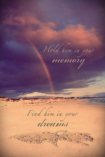 Hold Him In Your Memory by CarlyMarie