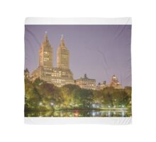 San Remo at Night, Central Park, Study 1 Scarf