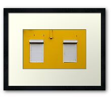 Colour POP  Framed Print