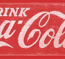 Coca Cola  by Catherine O'Hagan