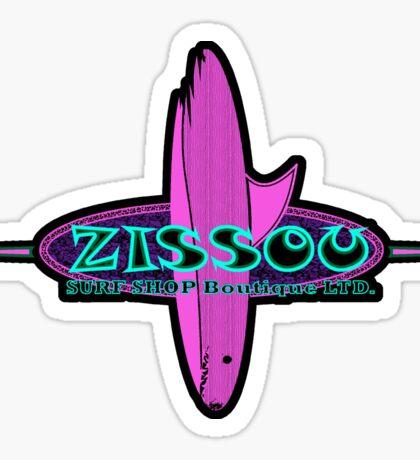 Surf Shop LTD. Stickerz Sticker