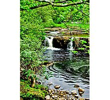 River Swale - Keld Photographic Print