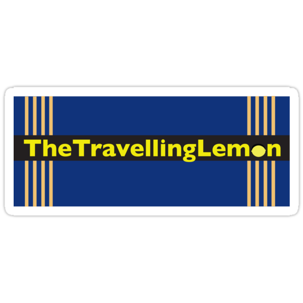 The Traveling Lemon by ForeignType