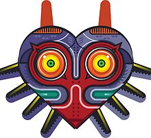 Majora's Mask by Bens