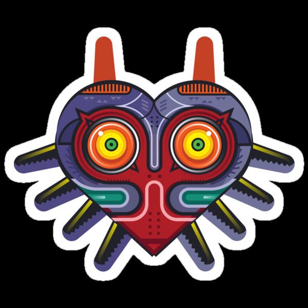Majora's Mask by Bens