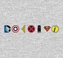 Coexist - comics Kids Clothes