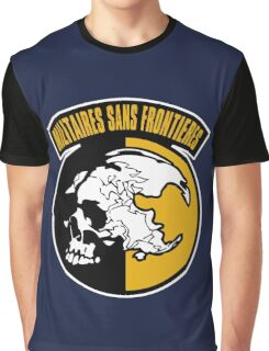 Militaires Sans Frontieres Graphic T-Shirt
