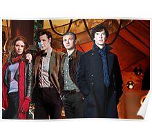 Team TARDIS Poster