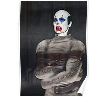 Psycho Clown Poster